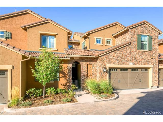 9542 Firenze Way, Highlands Ranch, CO 80126