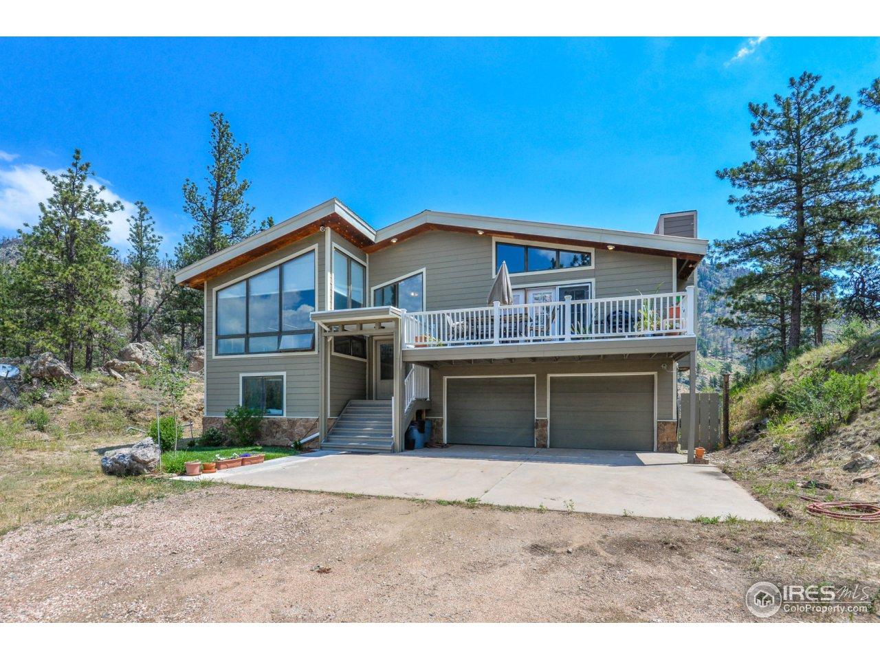 305 Stove Prairie Rd, Bellvue, CO 80512