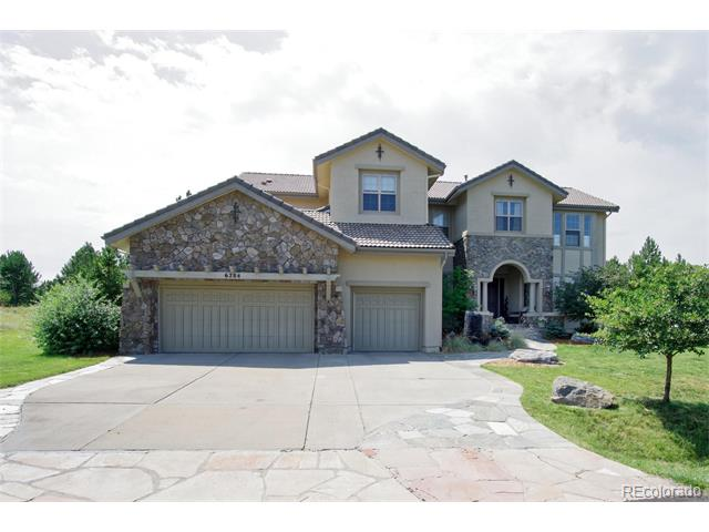 6284 Oxford Peak Place, Castle Rock, CO 80108