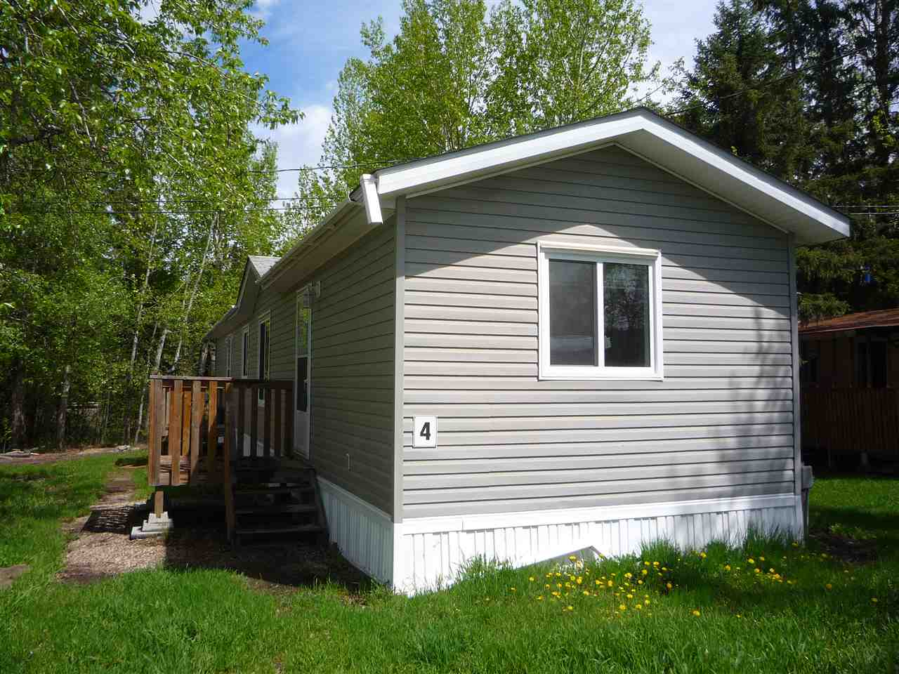 4 Greenwood MHP, Drayton Valley, AB T7A 1M5