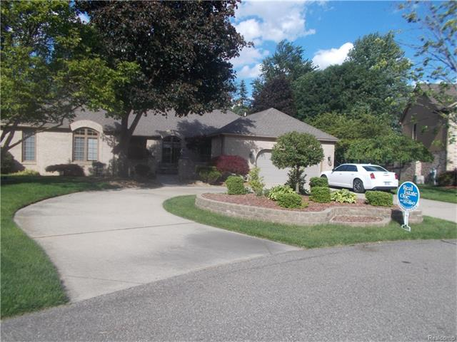 13825 Woodsett Court, Shelby Twp, MI 48315