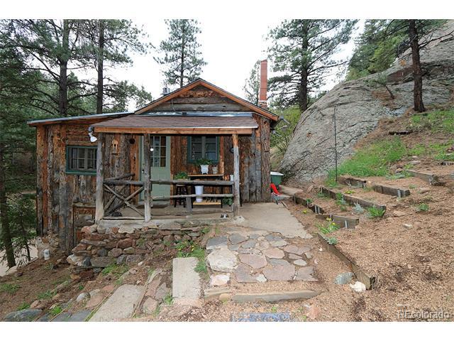 15771 S Elk Creek Road, Pine, CO 80470