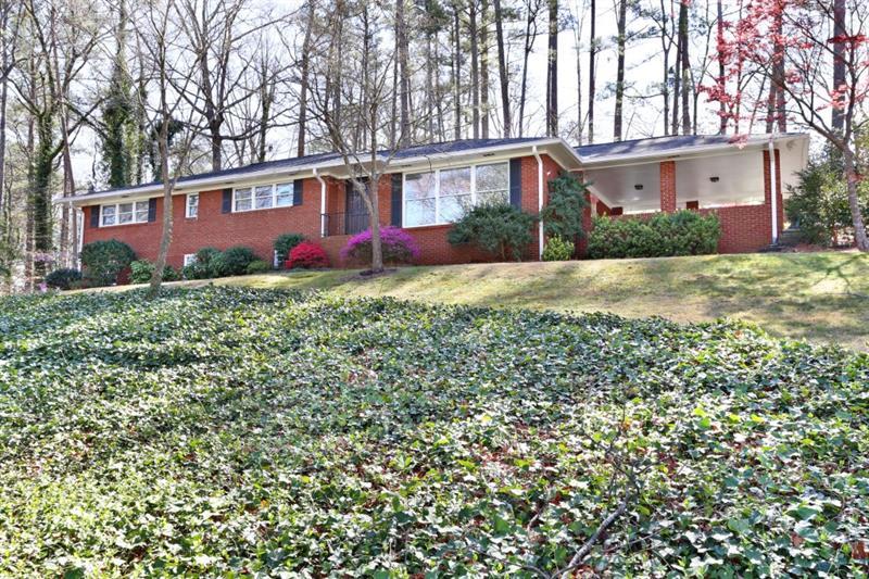 1635 Princess Circle, Atlanta, GA 30345