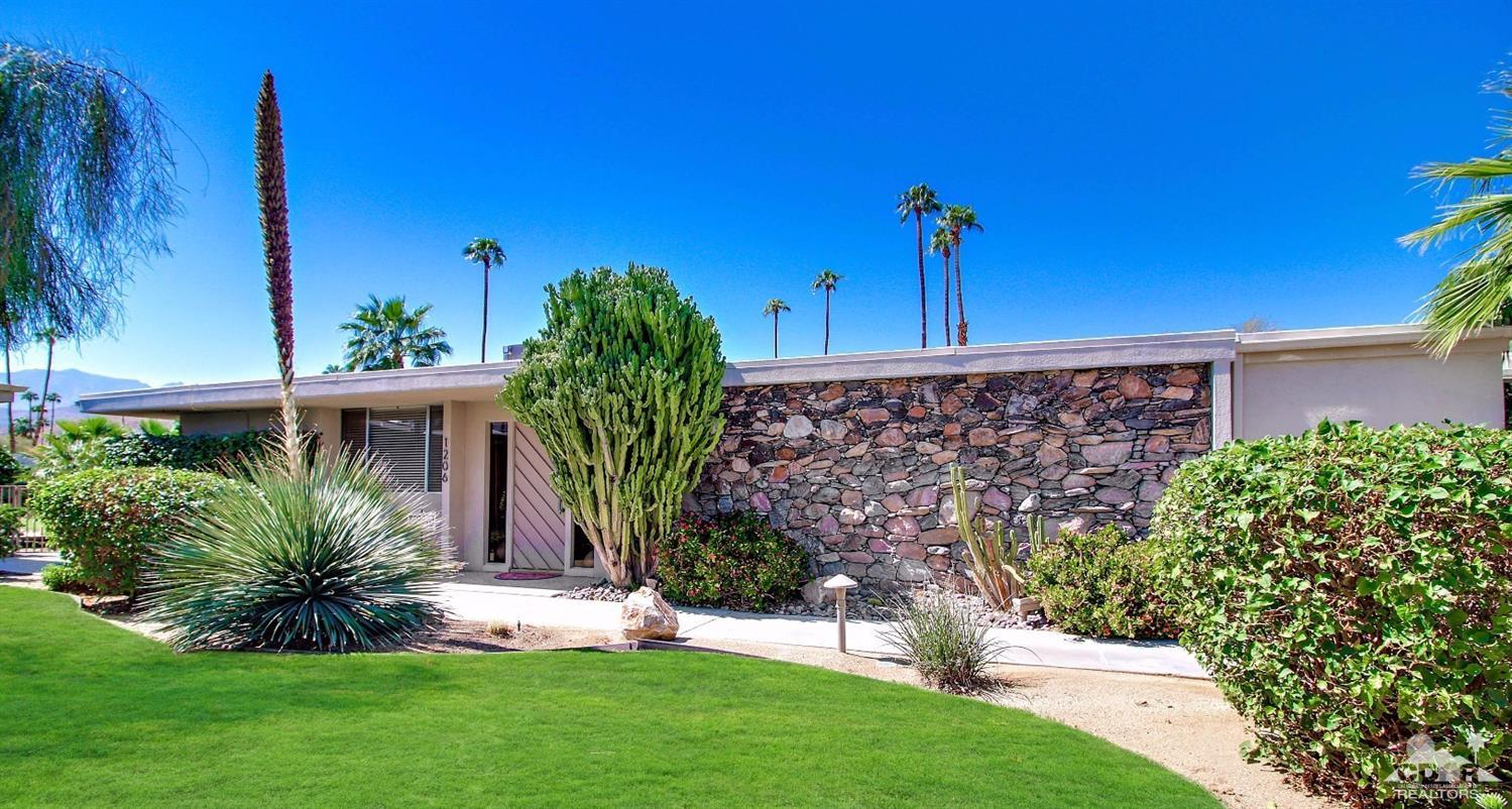 1206 Tamarisk West Street, Rancho Mirage, CA 92270