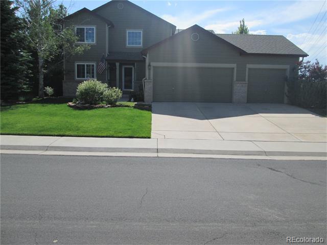 800 Whispering Oak Drive, Castle Rock, CO 80104