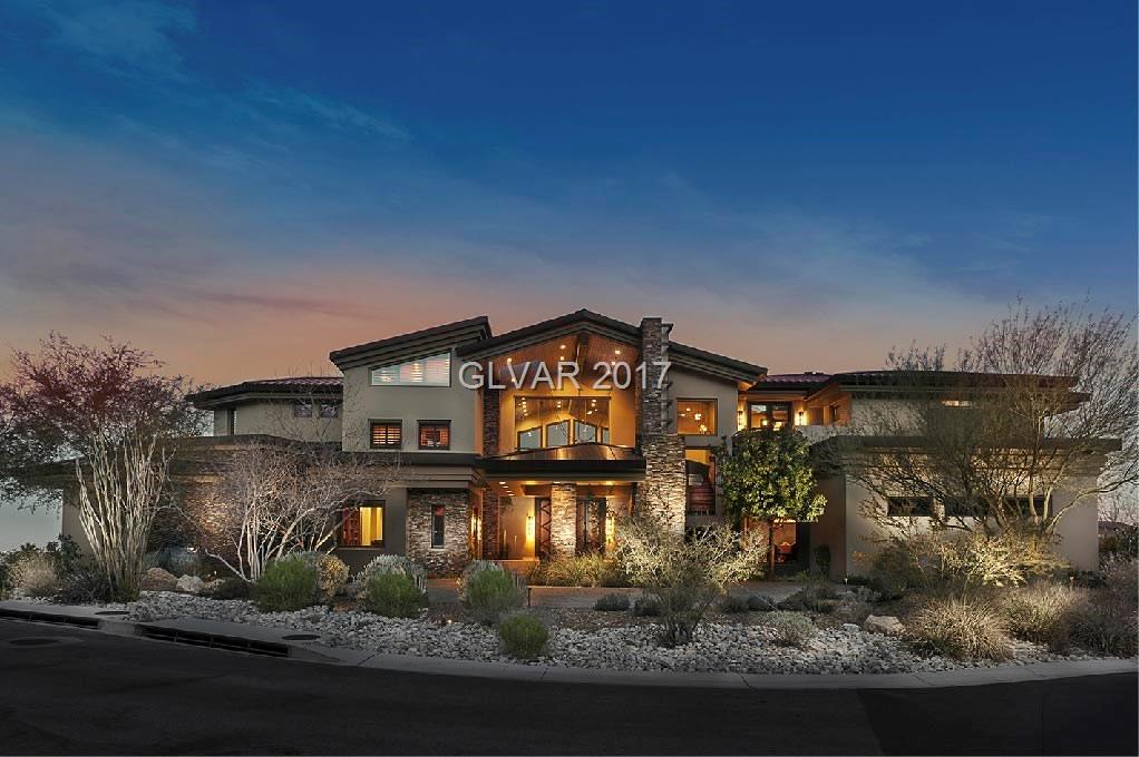 64 PROMONTORY RIDGE Drive, Las Vegas, NV 89135