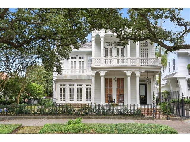 Garden District New Orleans Condos For Sale