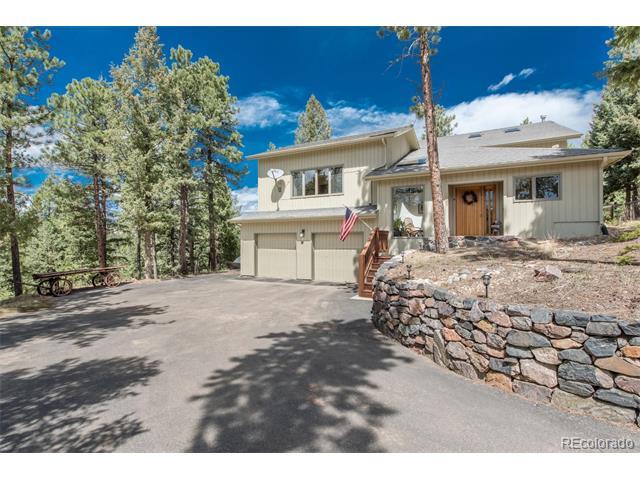 7032 S Blue Creek Road, Evergreen, CO 80439