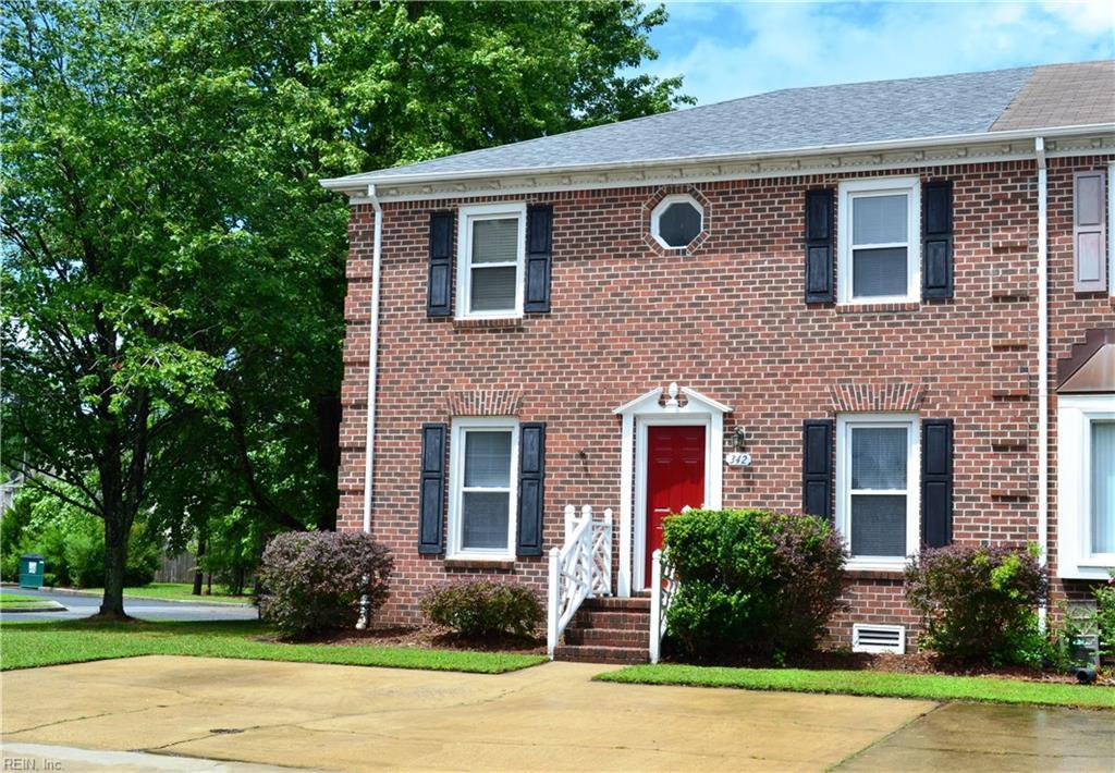 342 NOTTINGHAM DR, Chesapeake, VA 23322