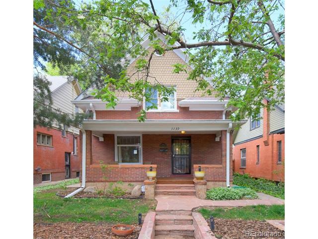 1139 Saint Paul Street, Denver, CO 80206