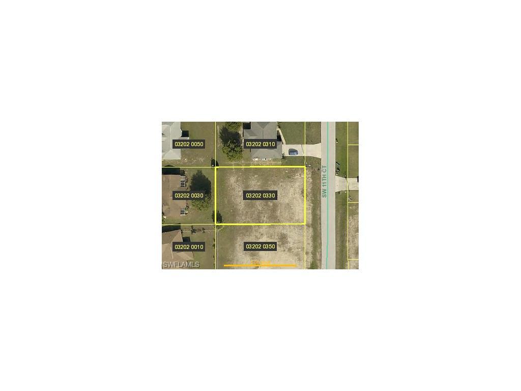 3030 SW 11th CT, CAPE CORAL, FL 33914