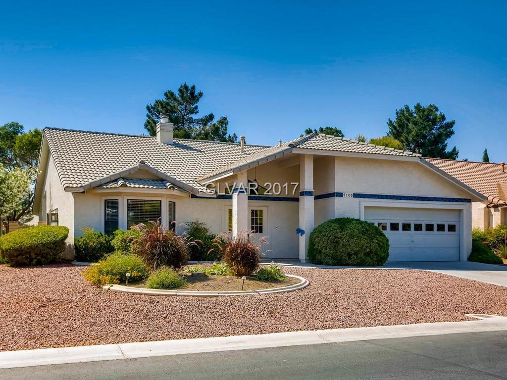 5105 PACIFIC GROVE Drive, Las Vegas, NV 89130