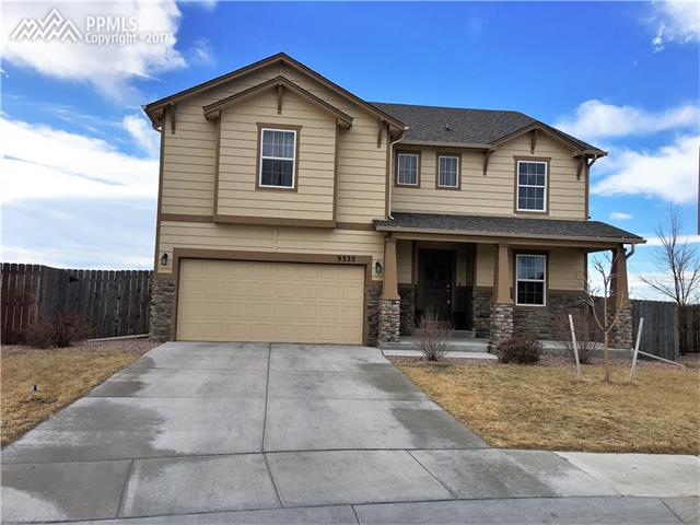 9325 Sand Myrtle Drive, Colorado Springs, CO 80925
