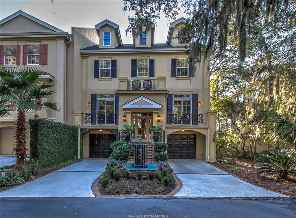 43 Harbour Passage E, Hilton Head Island, SC 29926