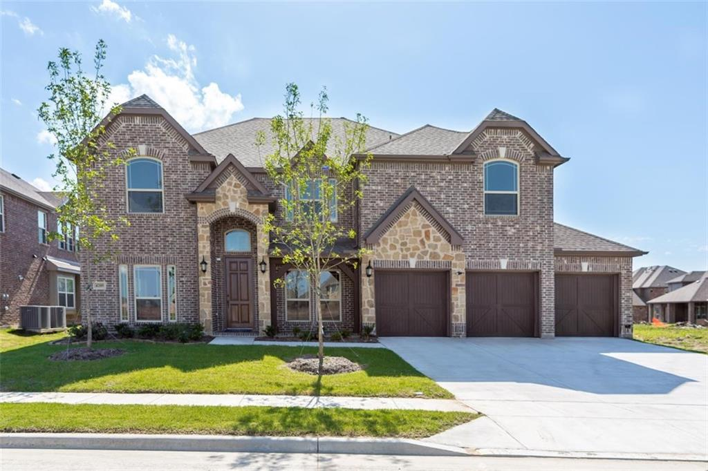 4205 Mineral Creek Trail, Celina, TX 75078