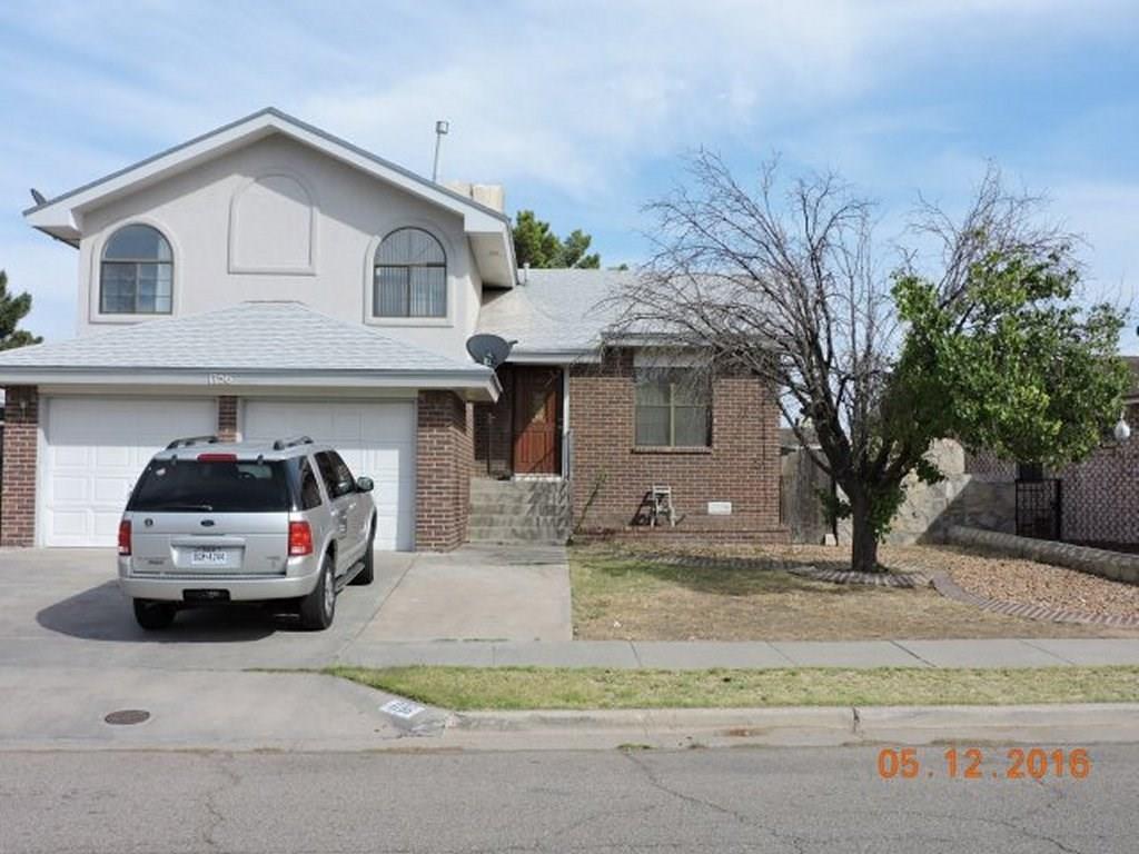1756 Gregory Jarvis Drive, El Paso, TX 79936