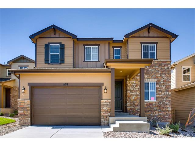 1178 McMurdo Circle, Castle Rock, CO 80108