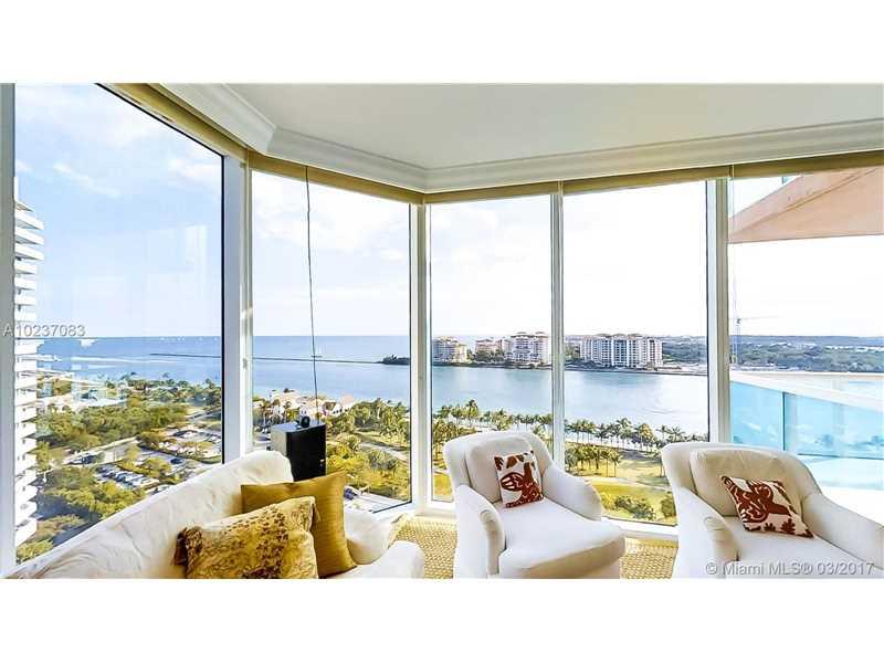 300 S Pointe Dr 1601, Miami Beach, FL 33139