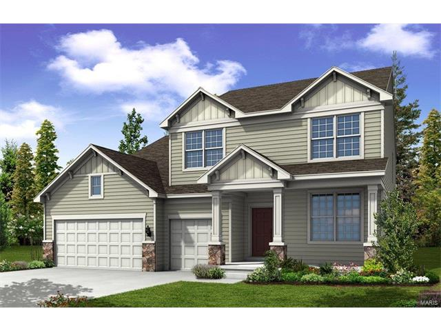 The Westchester (to be built), Dardenne Prairie, MO 63368