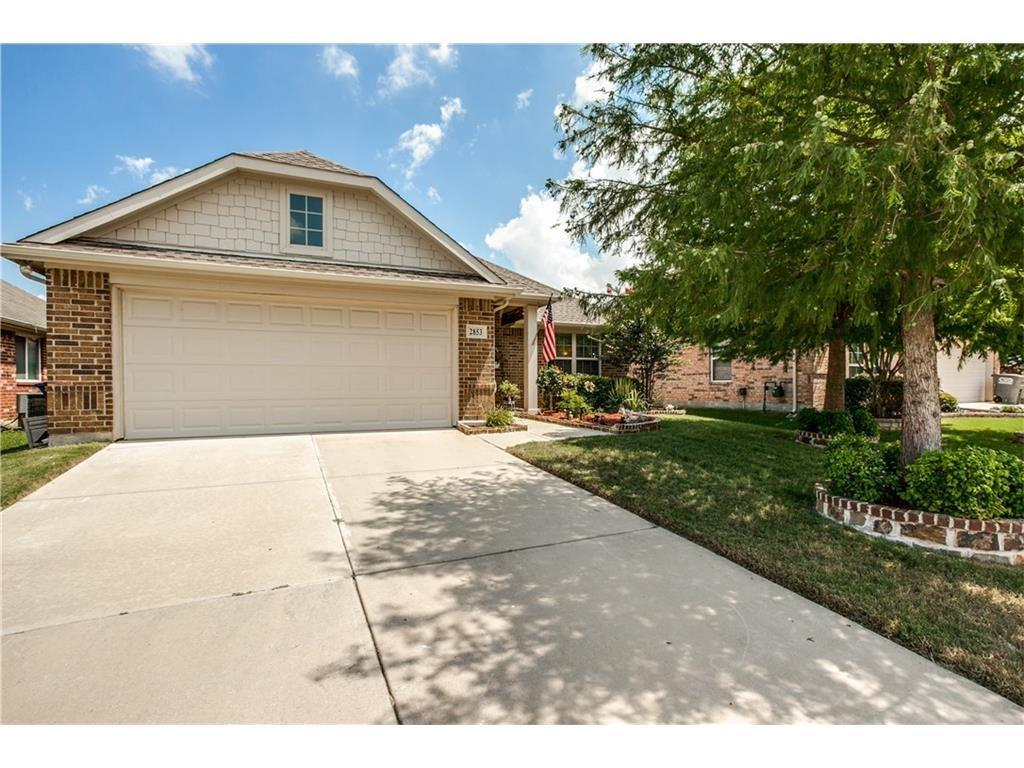 2853 Evening Mist Drive, Little Elm, TX 75068