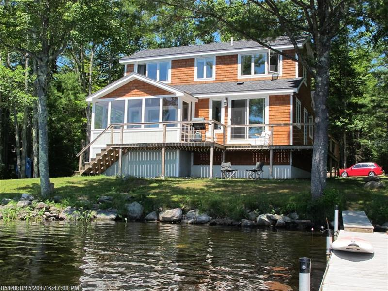 29 Mcphee LN , Washington, ME 04574