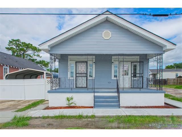 1744 ST FERDINAND Street, New Orleans, LA 70117