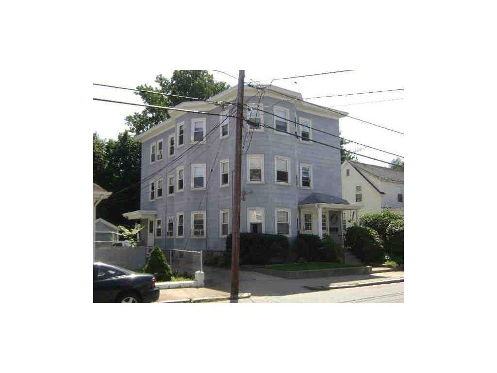 134 Rhode Island AV, Pawtucket, RI 02860
