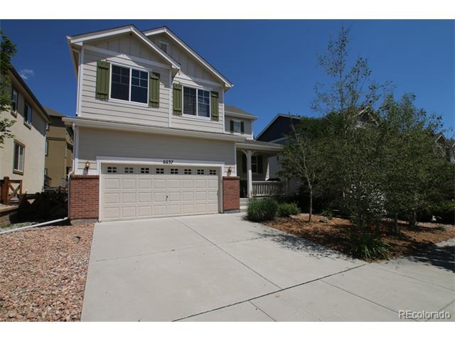 6637 Maple Stone Lane, Colorado Springs, CO 80927