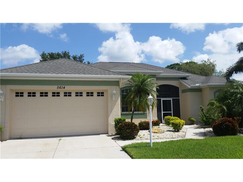 5614 RUTHERFORD COURT, NORTH PORT, FL 34287