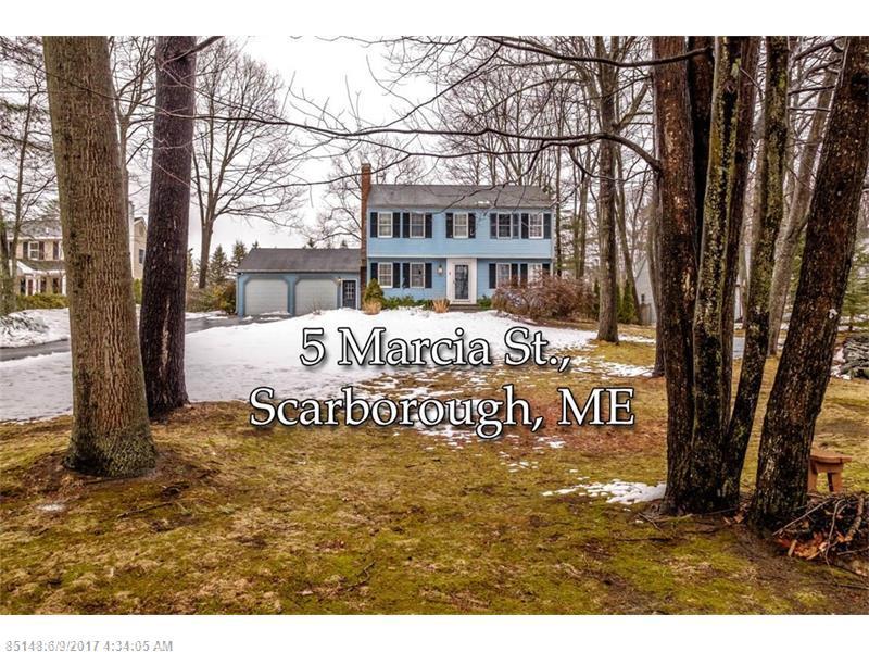 5 Marcia ST , Scarborough, ME 04074