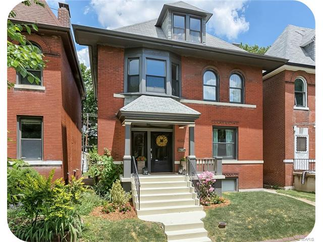 4125 Russell, St Louis, MO 63110