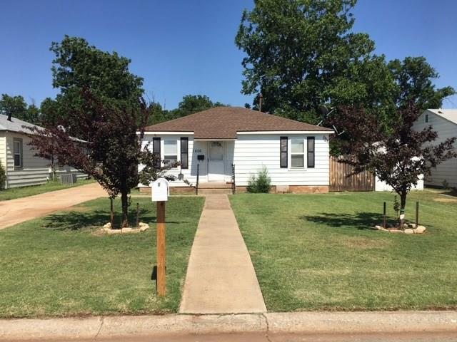 1406 N 5th, Sayre, OK 73662