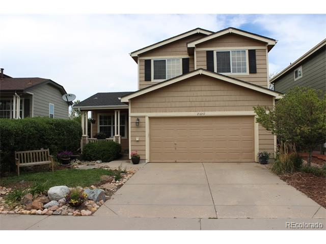 21847 Silver Meadow Circle, Parker, CO 80138