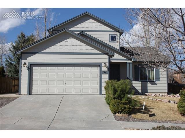 7741 Amberly Drive, Colorado Springs, CO 80923