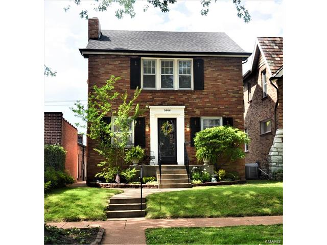 5806 Delor Street, St Louis, MO 63109