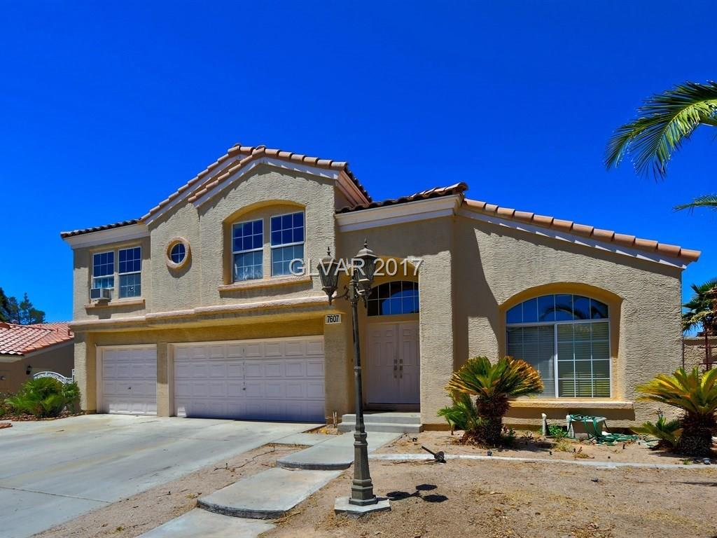 7607 BRIGHTWOOD Drive, Las Vegas, NV 89123