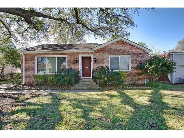 620 COLONY Place, metairie, LA 70003