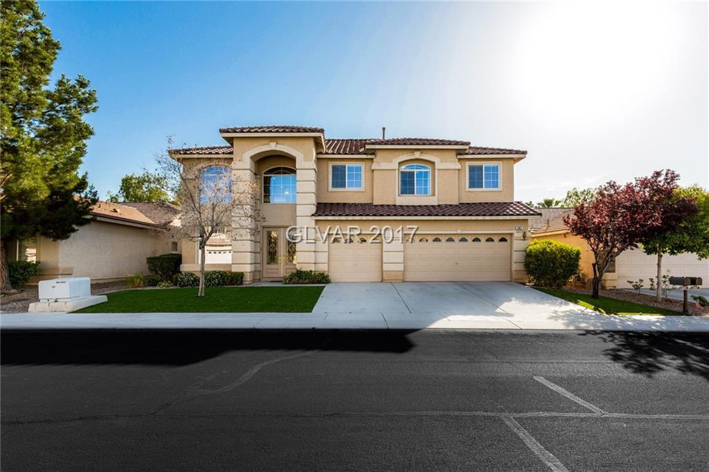 397 FYNN VALLEY Drive, Las Vegas, NV 89148