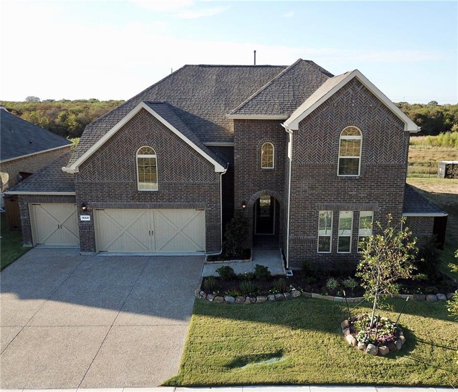 16441 Barton Creek Lane, Frisco, TX 75068