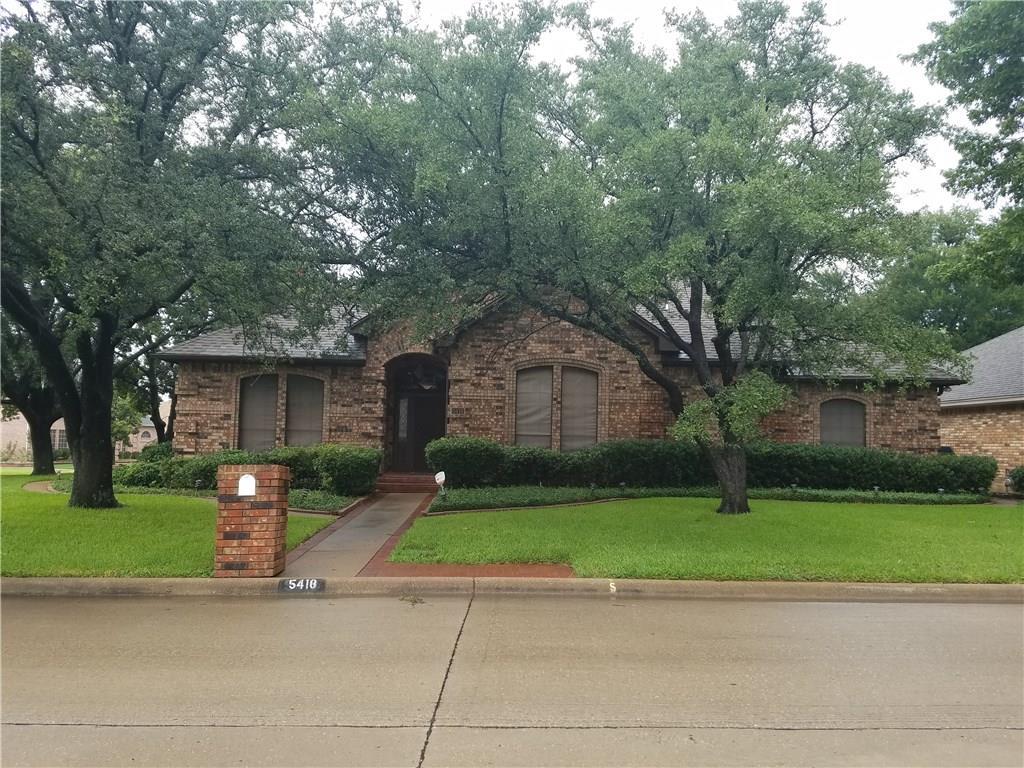 5418 Emerald Park Boulevard, Arlington, TX 76017