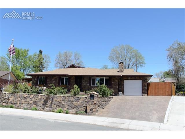 4122 Fitzpatrick Drive, Colorado Springs, CO 80909