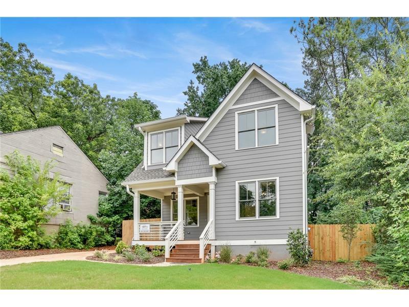 1522 SE Mcpherson Avenue, Atlanta, GA 30316
