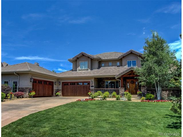 5829 Amber Ridge Drive, Castle Pines, CO 80108