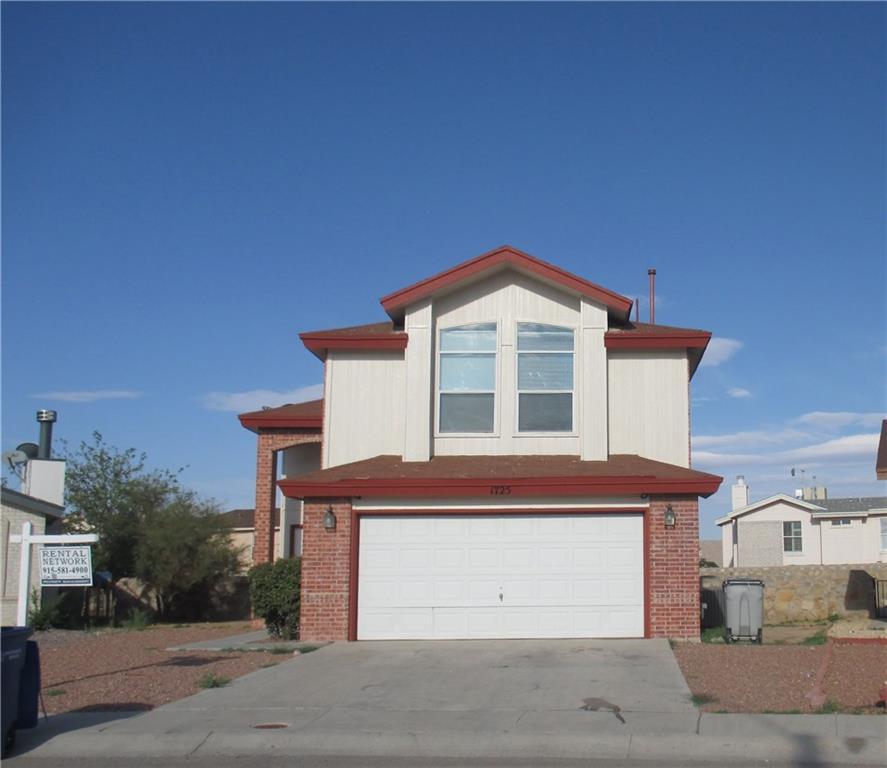 1725 Saint Mark Avenue, El Paso, TX 79936