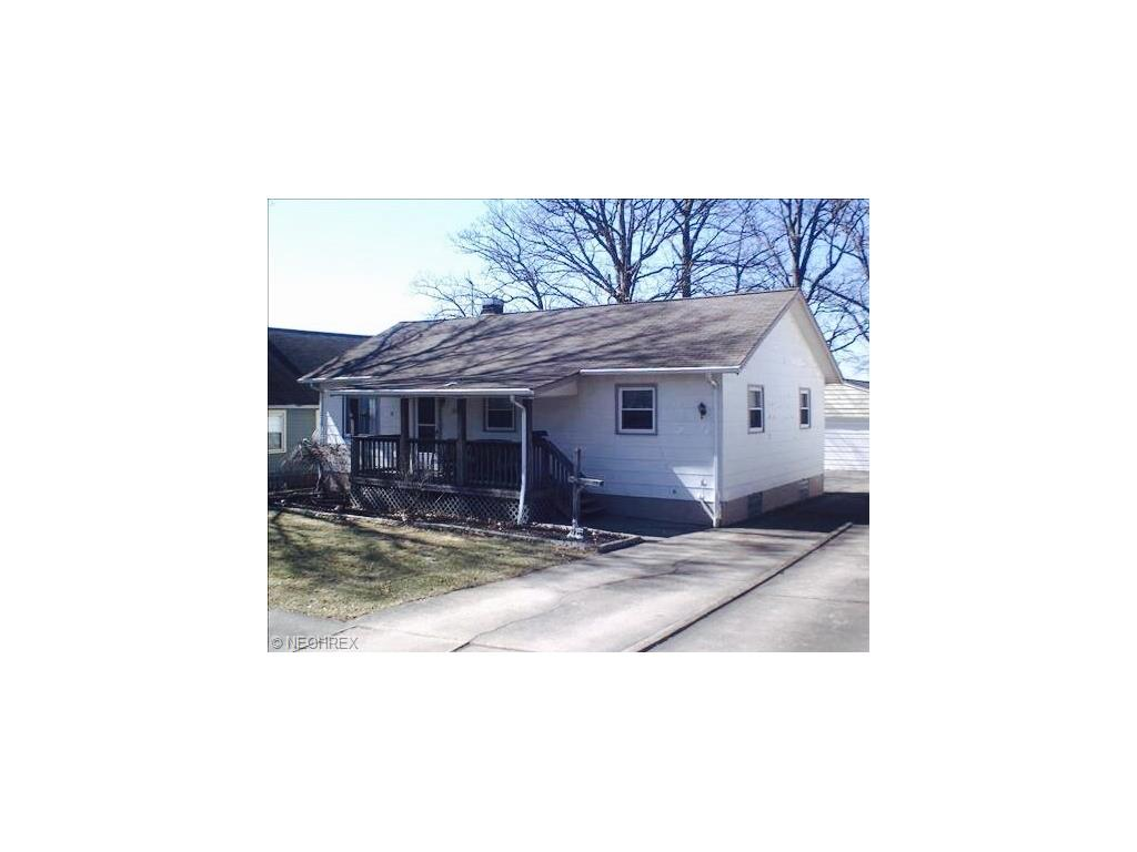 924 Lafayette Ave, Niles, OH 44446