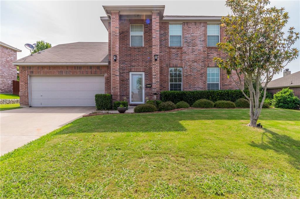 618 Sage Brush Drive, Weatherford, TX 76087