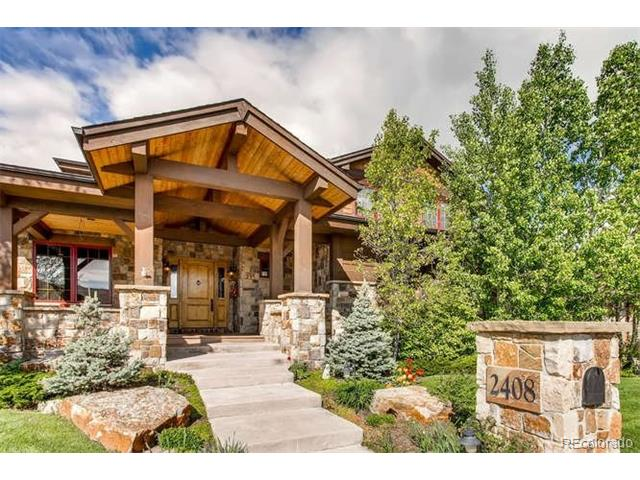 2408 Fossil Trace Drive, Golden, CO 80401