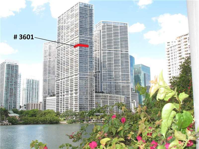 495 BRICKELL AV 3601, Miami, FL 33131