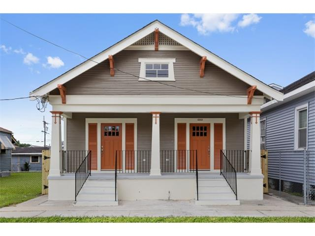 1313 CONGRESS Street, New Orleans, LA 70117