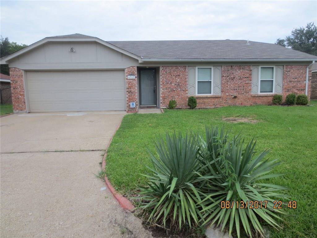 6317 Plainview Drive, Arlington, TX 76018